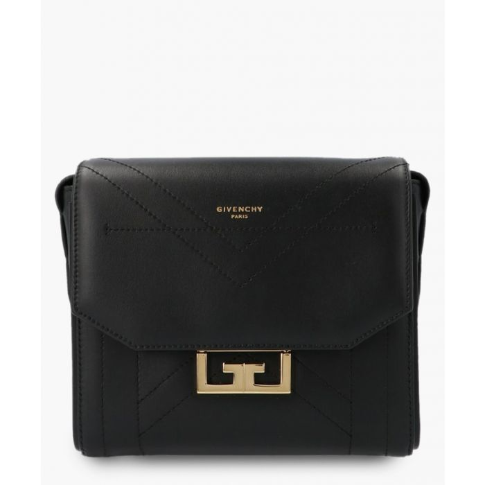 Image for small eden bag in smooth leather