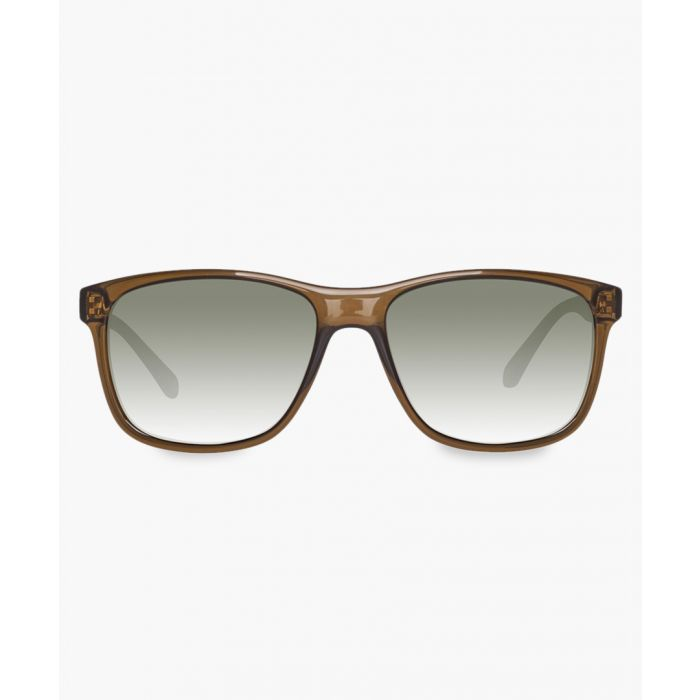 Image for Brett green sunglasses