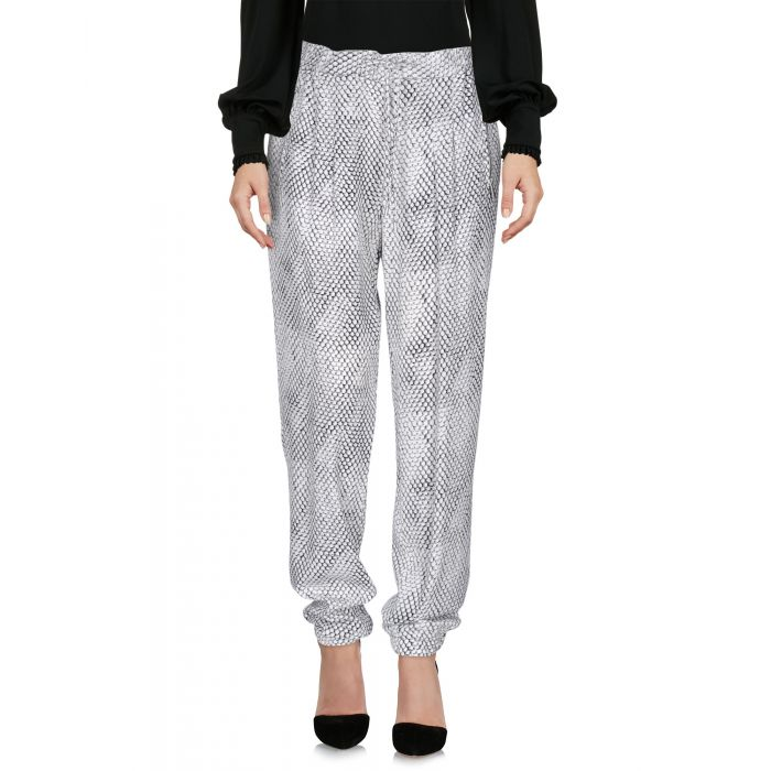 Image for Michael Michael Kors Woman White Casual trousers