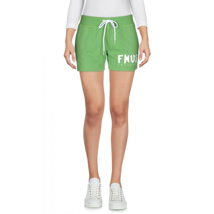 Image for Follow Us Woman Shorts