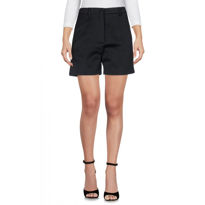 Image for Rochas Black Polyester Shorts