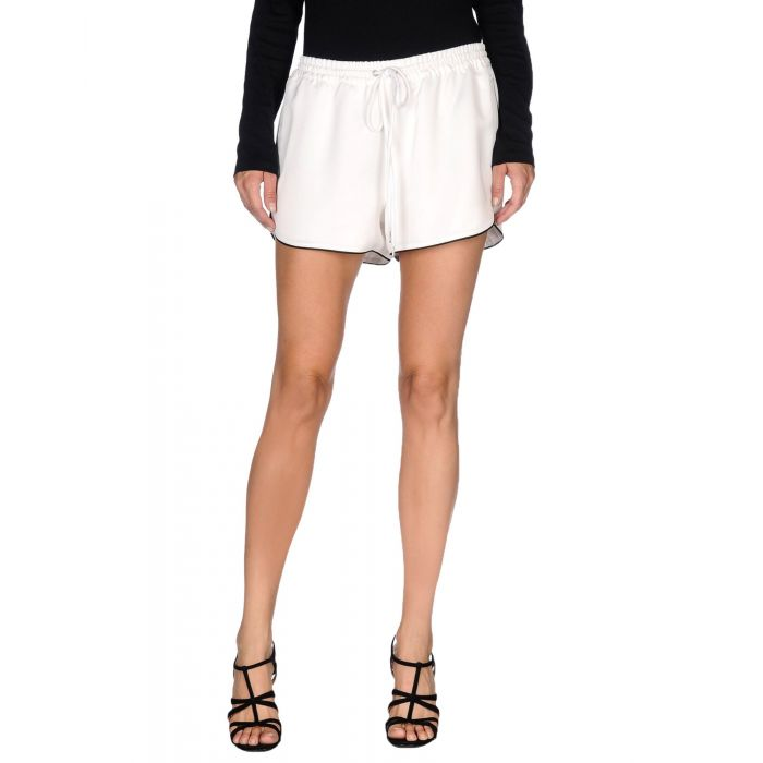 Image for Finders Keepers Woman White Shorts