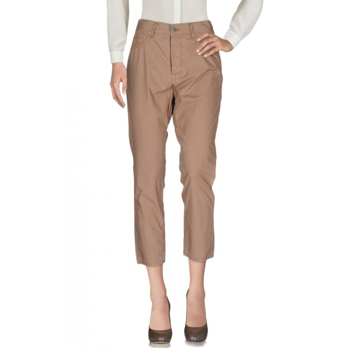 Image for Roÿ Roger'S Choice Woman Khaki Casual trousers