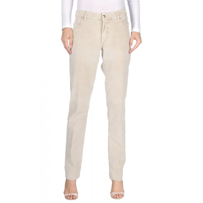Image for Heavy Project Woman Light grey Casual trousers
