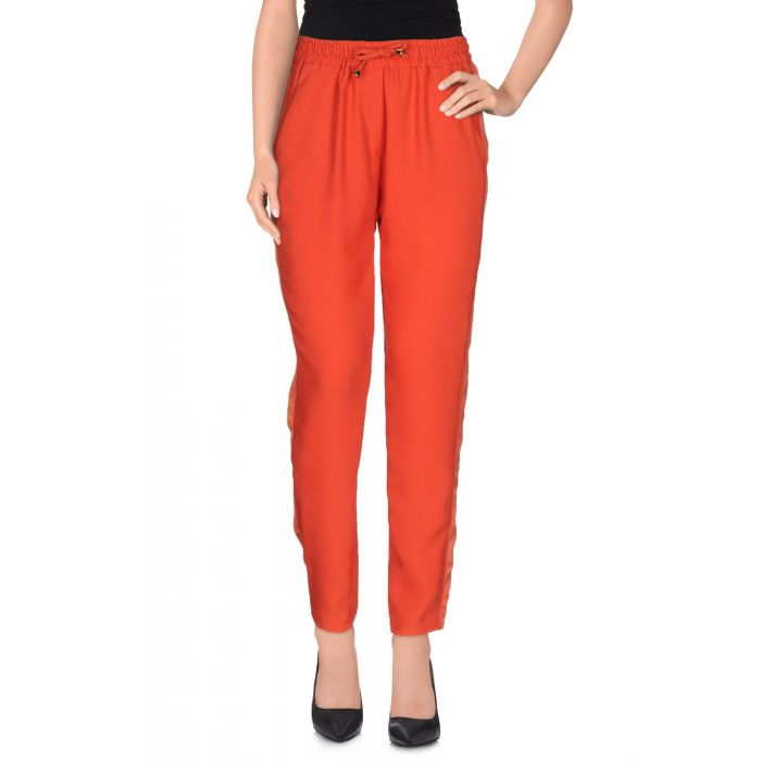 Image for Rust high-rise trousers