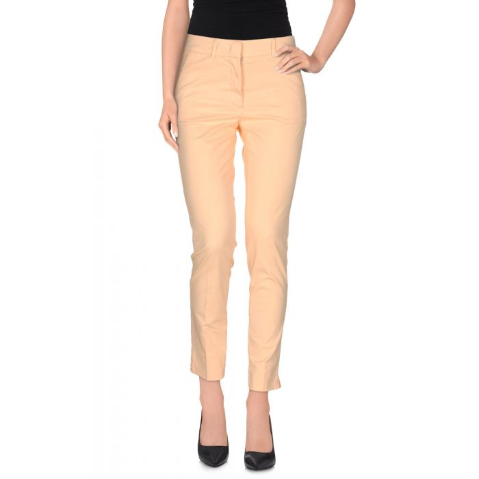 Image for Rossopuro Woman Apricot Casual trousers