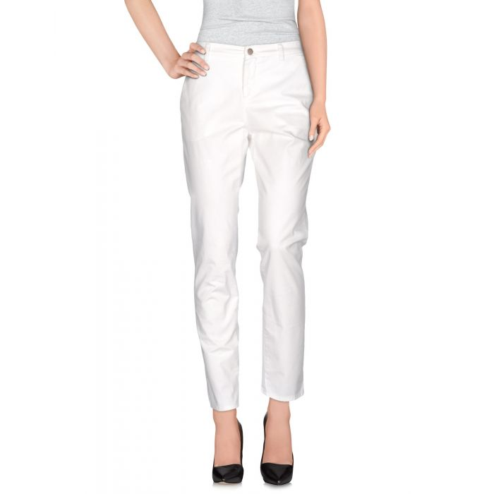 Image for Up ★ Jeans Woman White Casual trousers