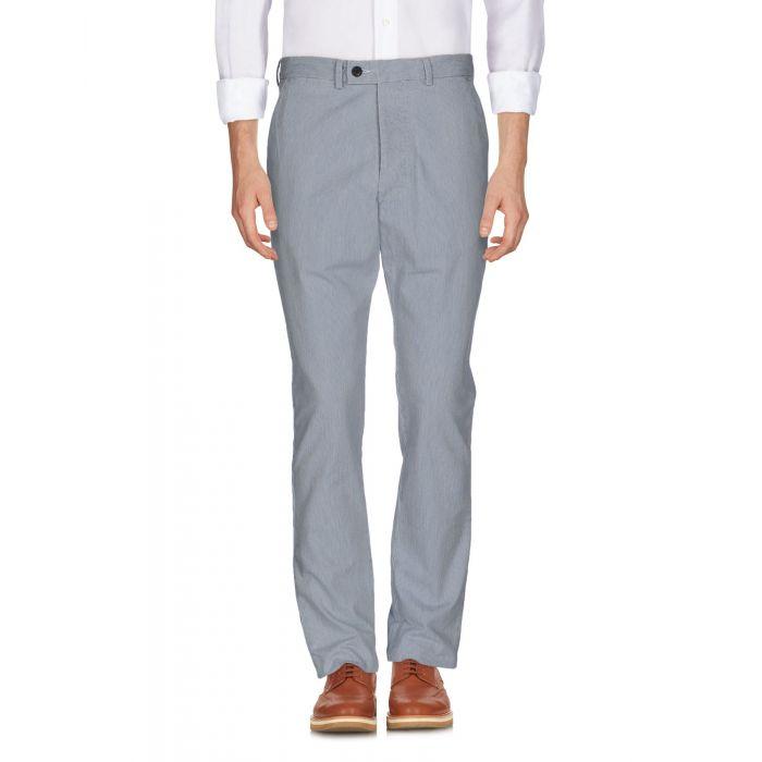 Image for Officine Générale Paris 6ᵉ  Man Blue Casual trousers