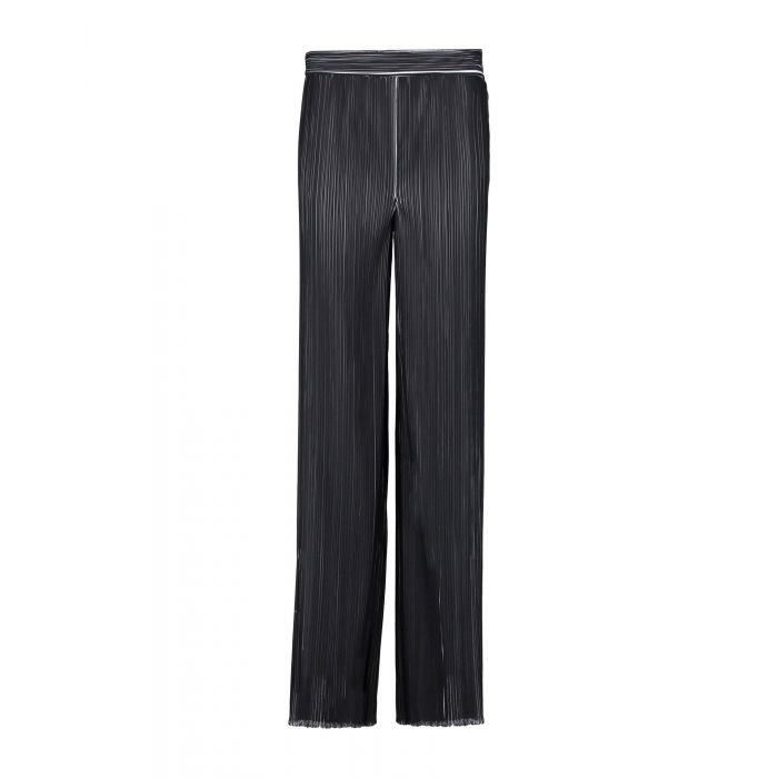 Image for Black apricot casual trousers
