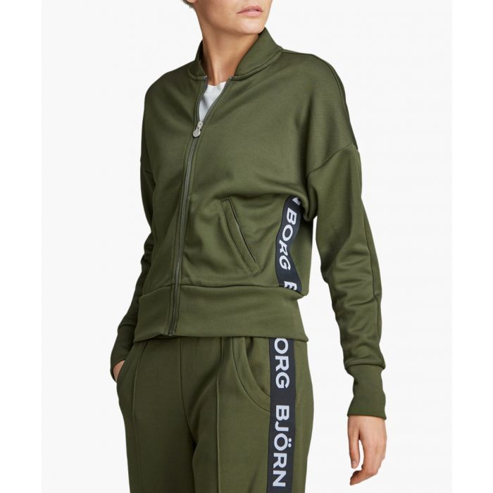 Image for Multi-coloured track jacket