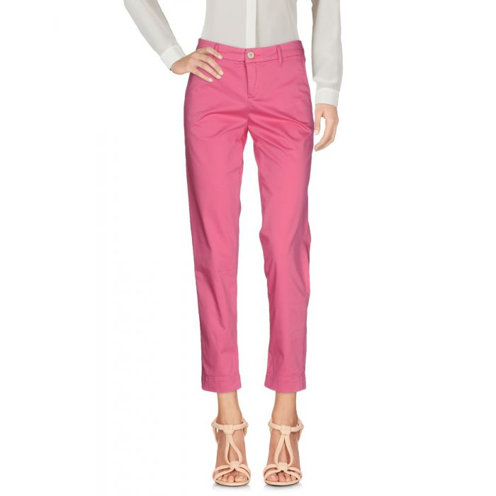 Image for Jeckerson Woman Fuchsia Casual trousers