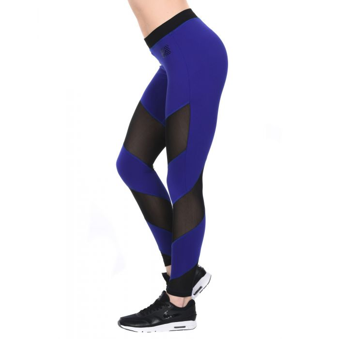Image for Monreal London Black, Purple Polyamid Leggings