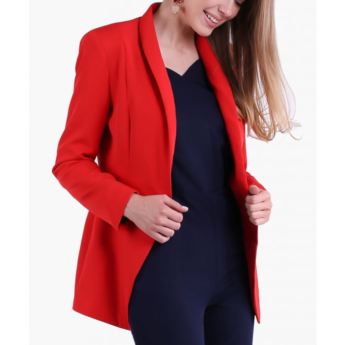Image for Red jacket