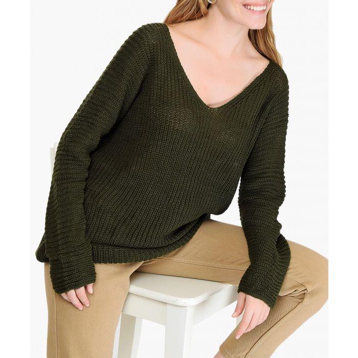 Image for Khaki jumper