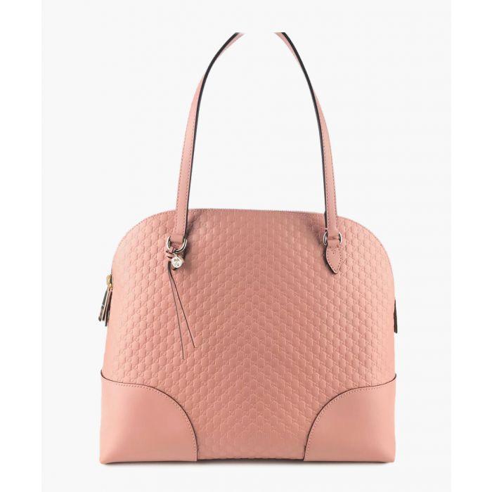 Image for Bree pink Guccissima leather shoulder bag