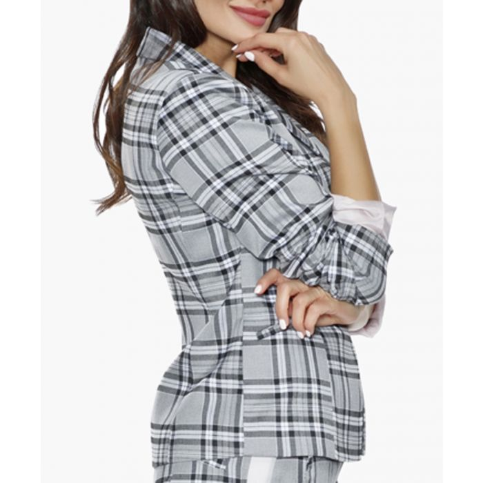 Image for Roni black and white jacket