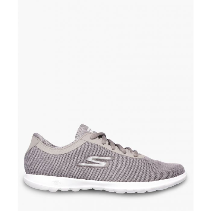 Image for Go Walk grey intuitive trainers