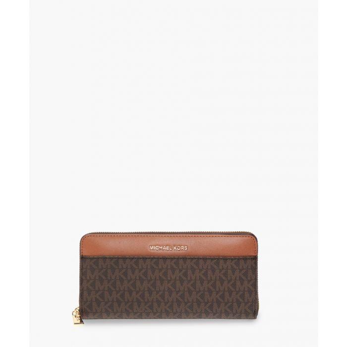 Image for Jet Set brown purse