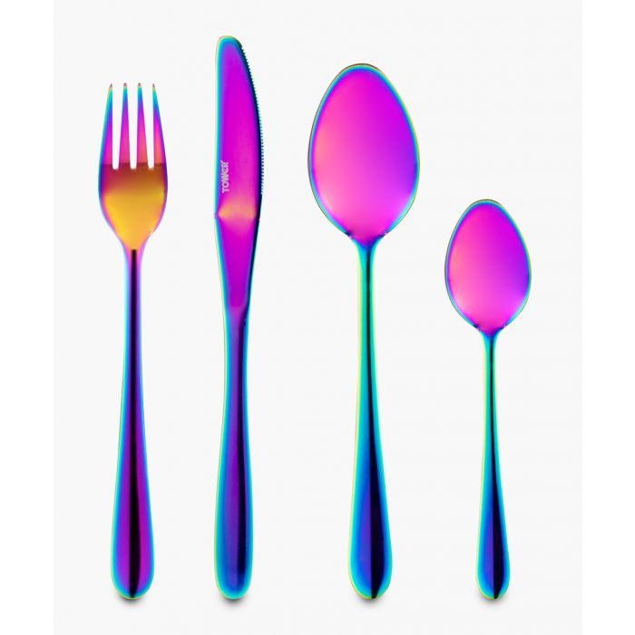 Image for 16pc Stainless steel cutlery
