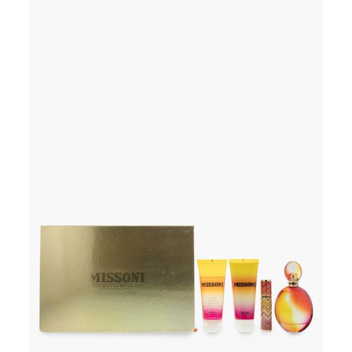 Image for 3pc Eau de toilette body lotion and shower gel set