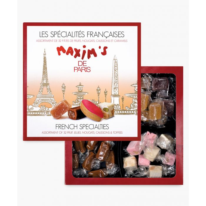 Image for 32pc French specialties selection