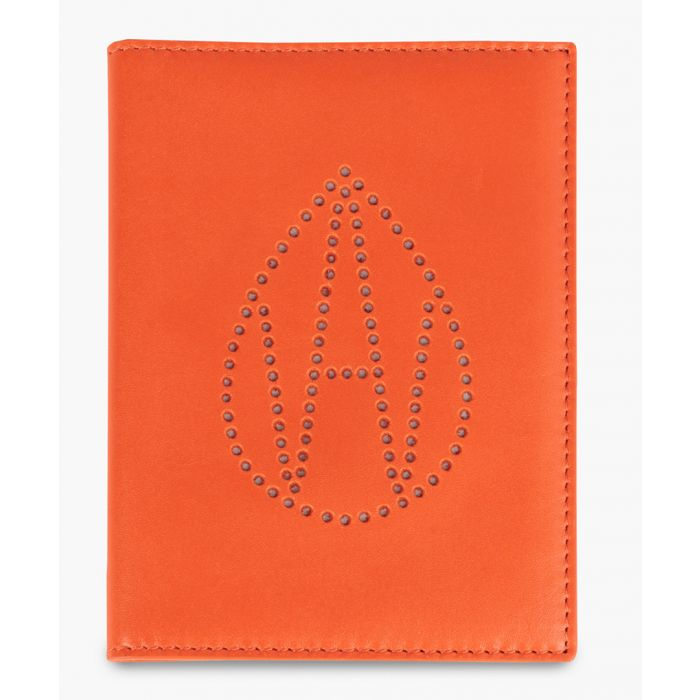 Image for Curtis orange passport cover