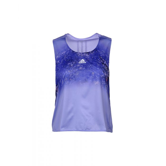 Image for Adidas Lilac Polyester Top