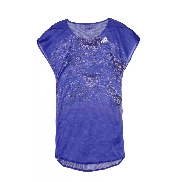 Image for Adidas Woman Purple T-shirts