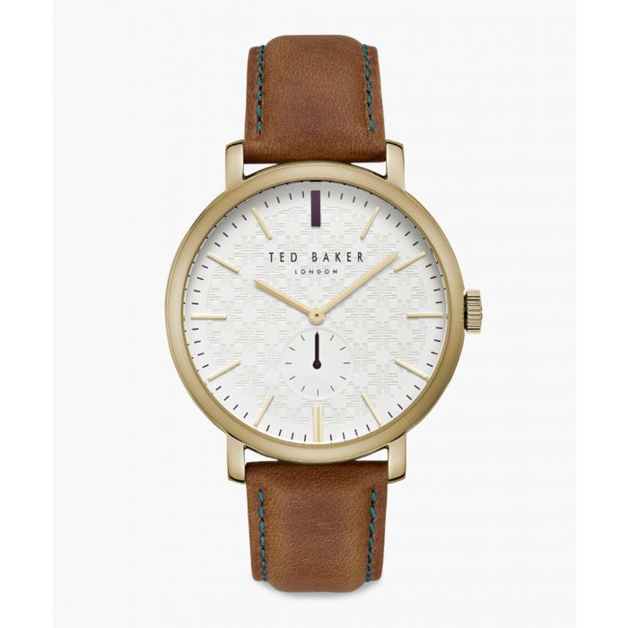 Image for Trent gold-tone watch