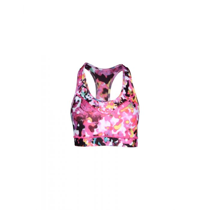 Image for Adidas Light purple Recycled polyester Top