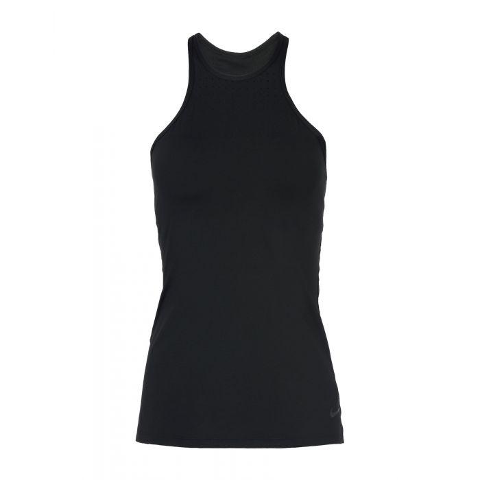 Image for Nike Black Nylon Top