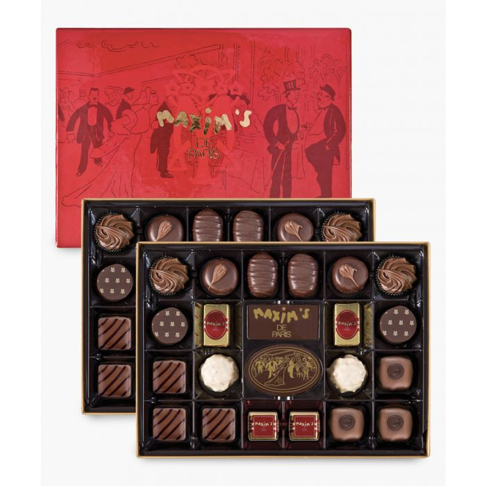 Image for 44pc red selection chocolates