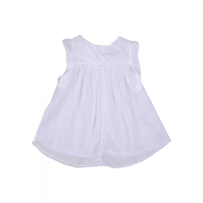 Image for White cotton blouse