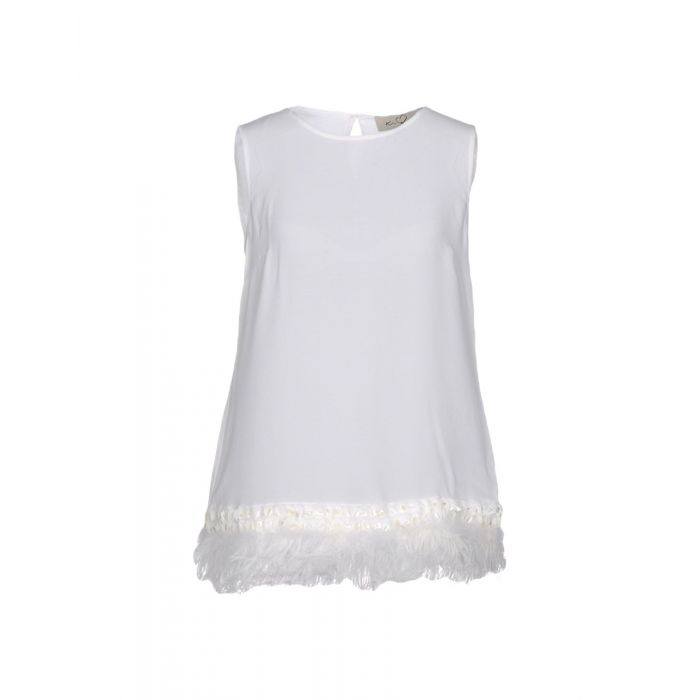 Image for Ki6? Who Are You? Woman White Tops