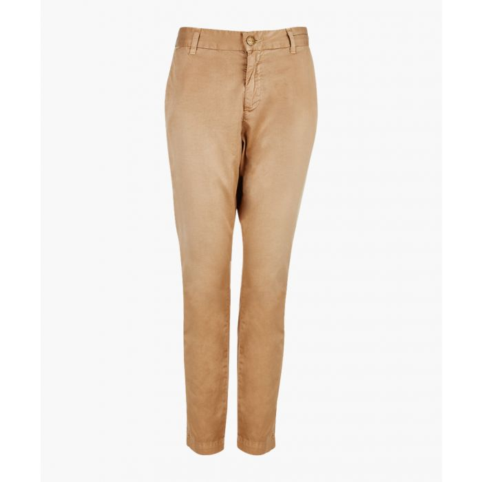 Image for The Buddy camel pure cotton chinos