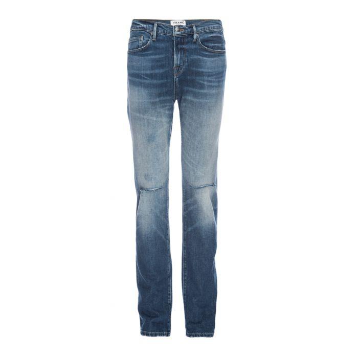 Image for L homme blue slim jeans