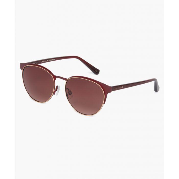Image for Dalia red sunglasses