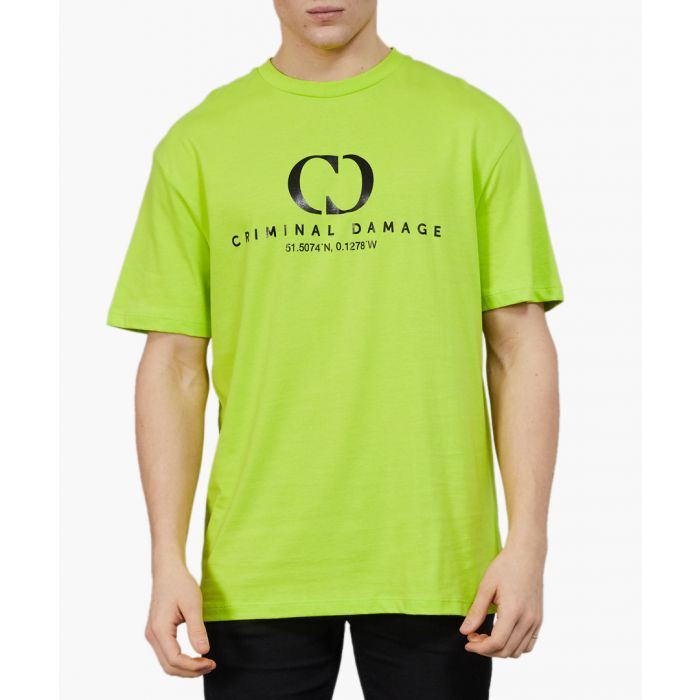 Image for Multi-coloured cotton T-shirt