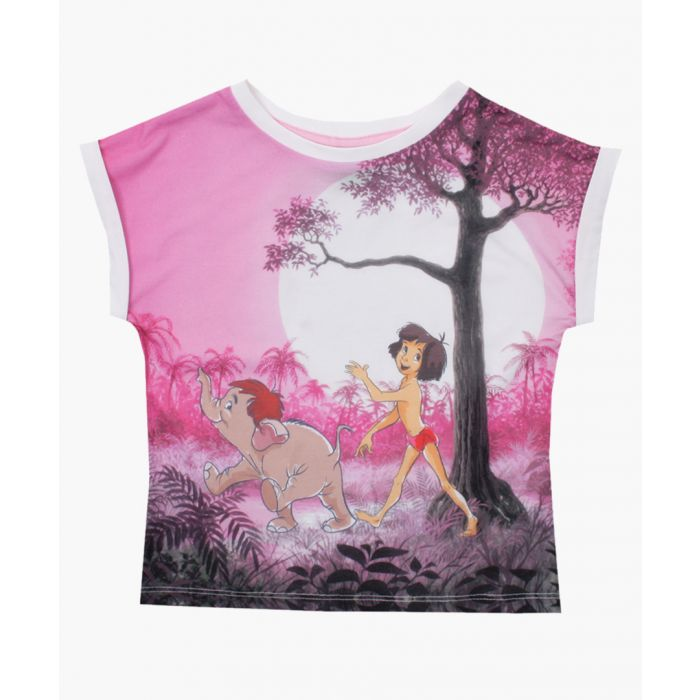 Image for Jungle Book white T-shirt
