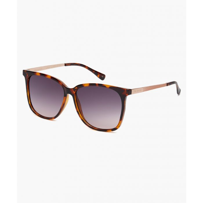 Image for Fawn brown sunglasses