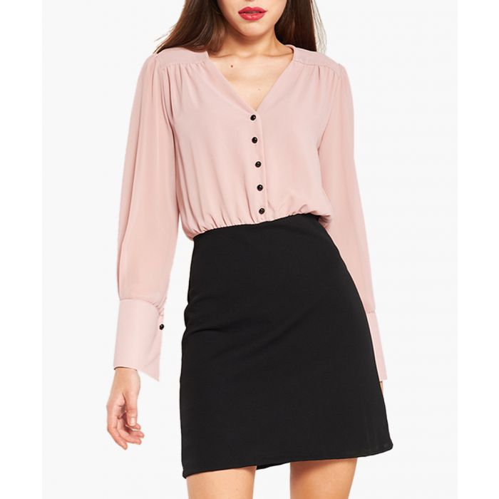 Image for Gloss Rose Dress