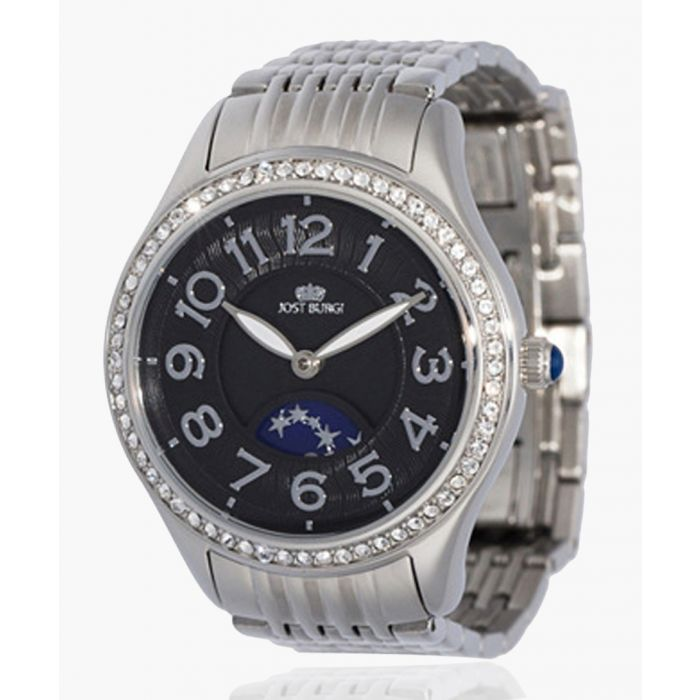 Image for Montesquieu silver-plated stainless steel watch