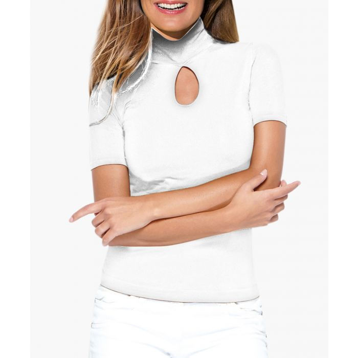 Image for Amelie white T-shirt