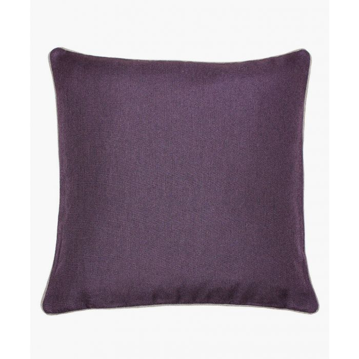 Image for Bellucci purple cushion