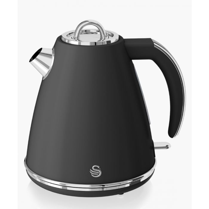 Image for Black jug kettle 3KW 1.5L