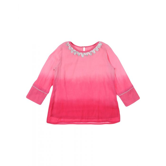 Image for Light purple modal blouse