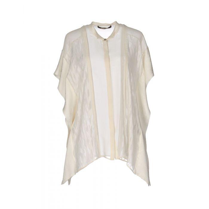 Image for Roberto Cavalli White Silk Camicie