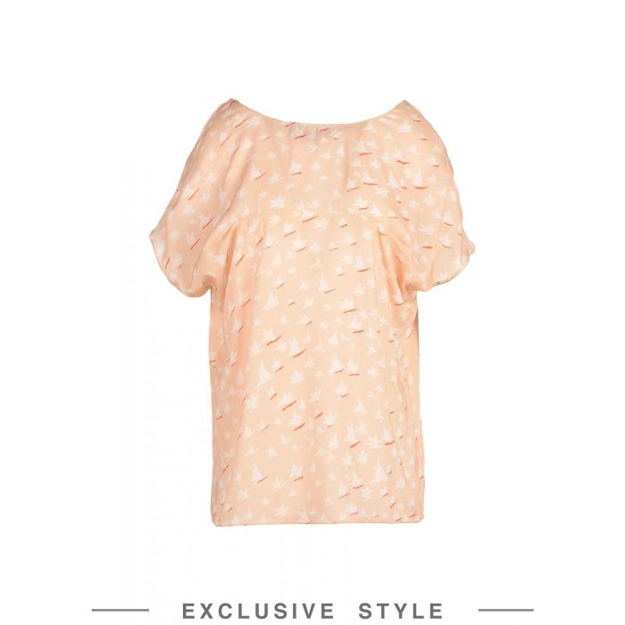 Image for Marni Pale pink Viscose Bluse