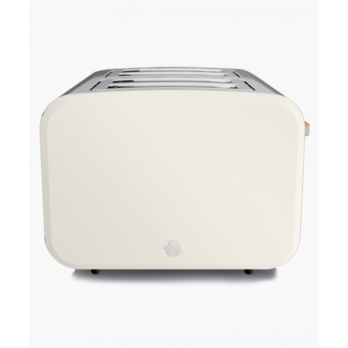 Image for Nordic 4-slice toaster