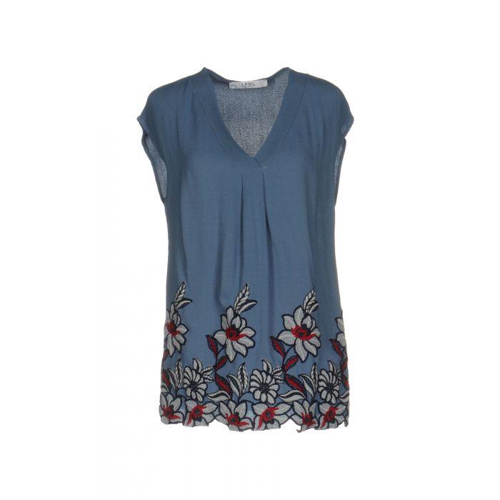 Image for Lfdl Woman Slate blue Blouses